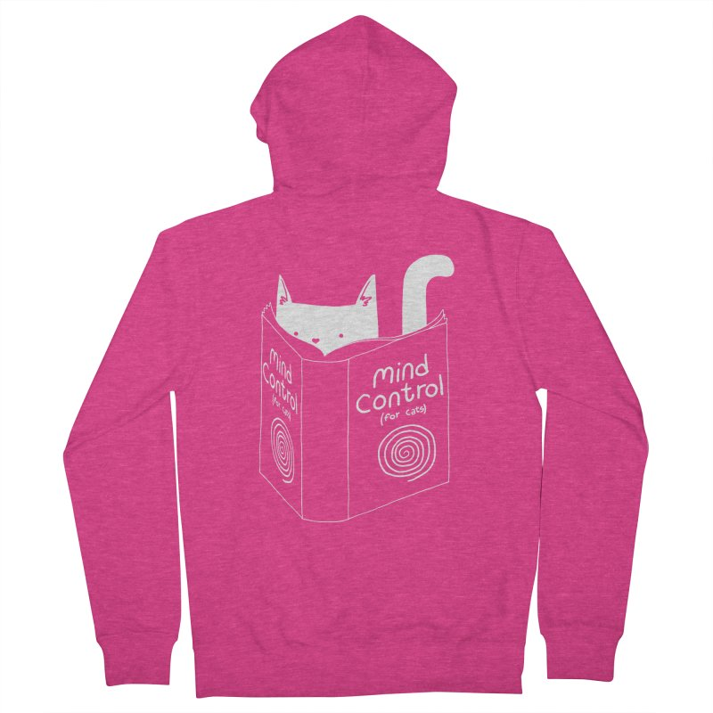 Mind Control for Cats Women's Zip-Up Hoody by Tobe Fonseca's Artist Shop
