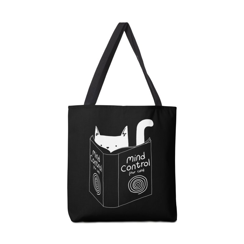 Mind Control for Cats Accessories Bag by Tobe Fonseca's Artist Shop