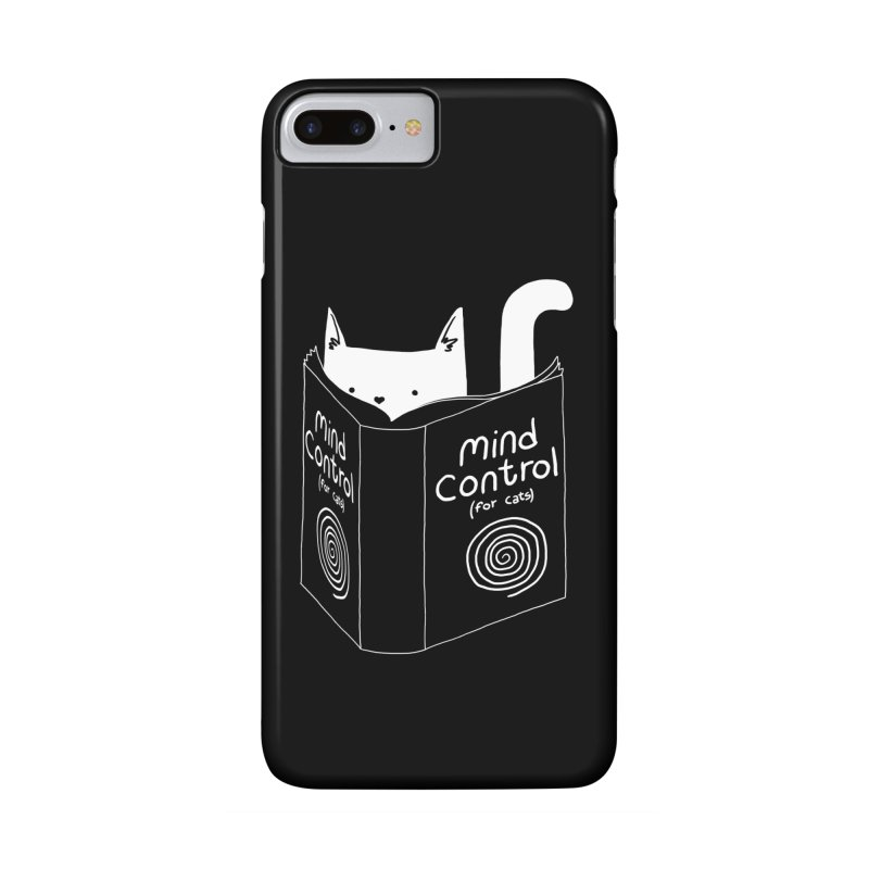 Mind Control for Cats Accessories Phone Case by Tobe Fonseca's Artist Shop