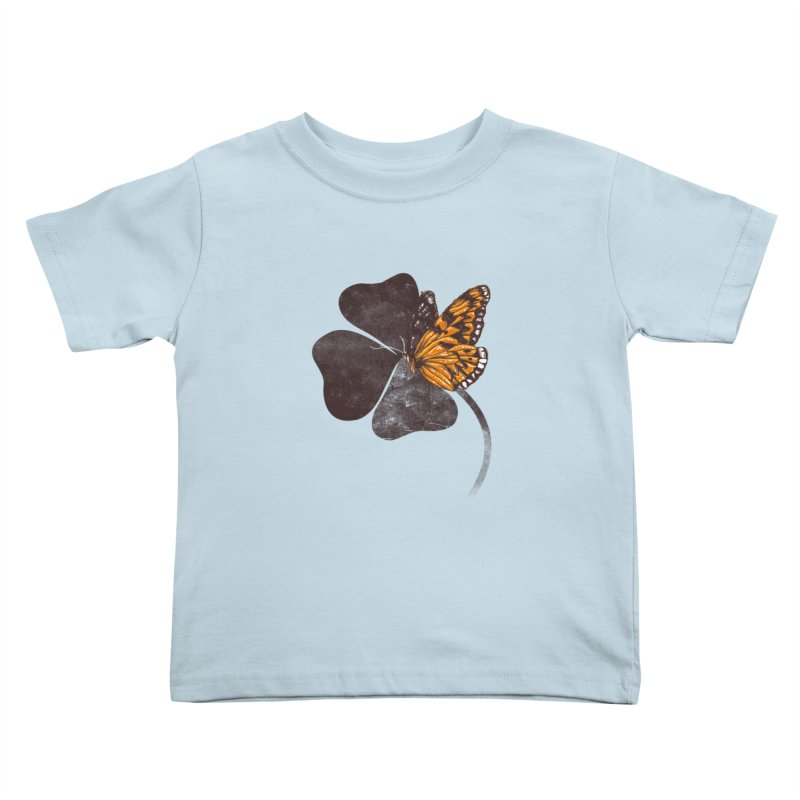 By Chance Kids Toddler T-Shirt by Tobe Fonseca's Artist Shop