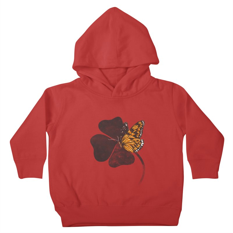 By Chance Kids Toddler Pullover Hoody by Tobe Fonseca's Artist Shop
