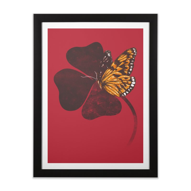 By Chance Home Framed Fine Art Print by Tobe Fonseca's Artist Shop