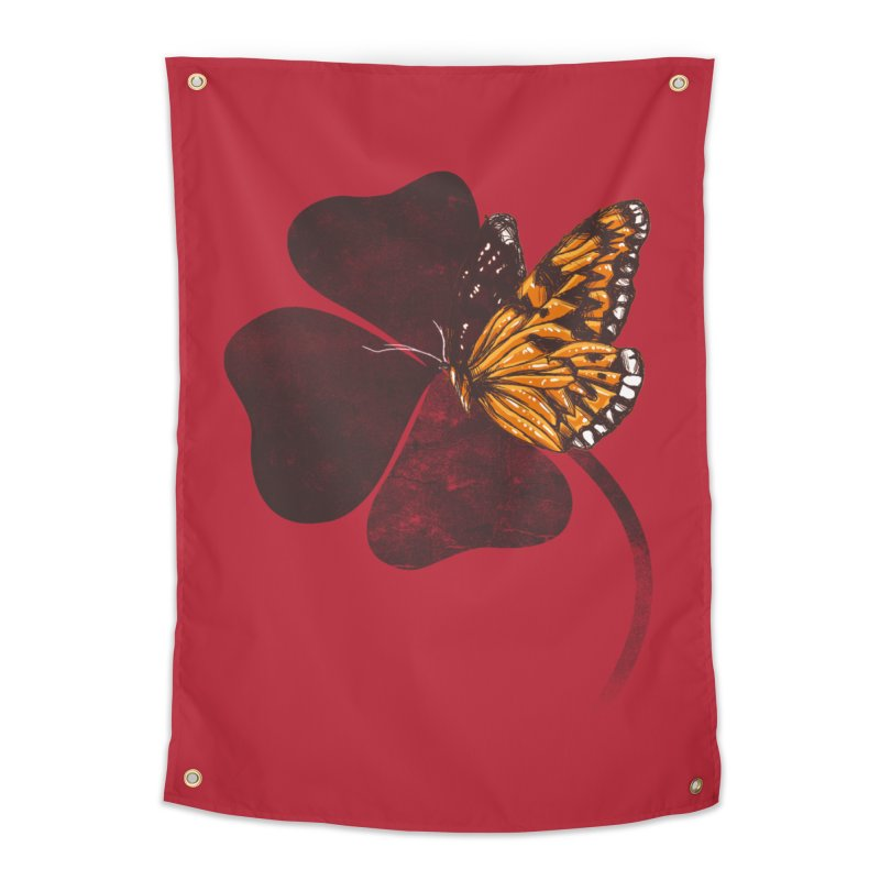 By Chance Home Tapestry by Tobe Fonseca's Artist Shop