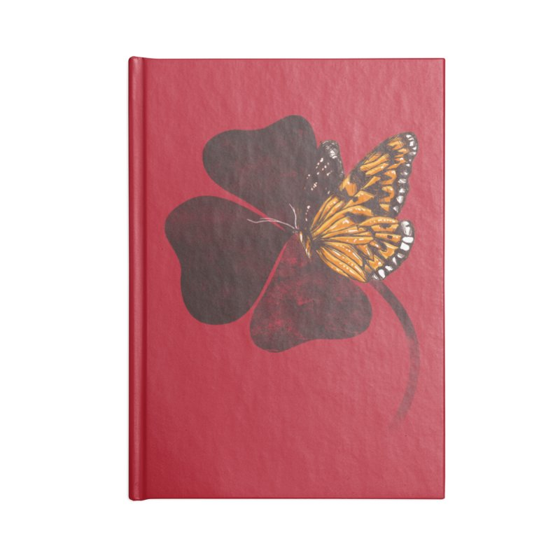 By Chance Accessories Notebook by Tobe Fonseca's Artist Shop