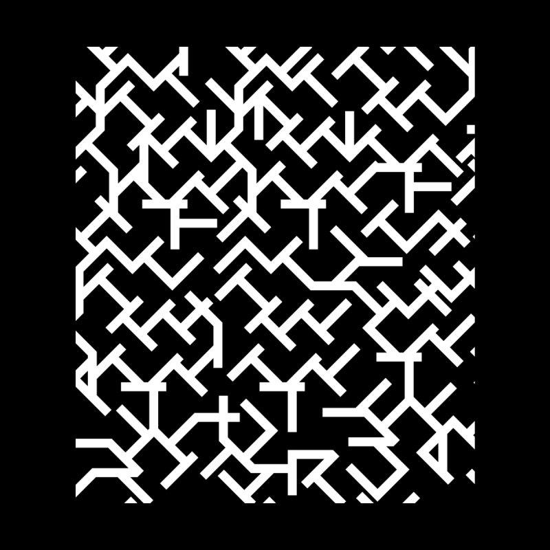 Geometric Labyrinth by Tobe Fonseca's Artist Shop