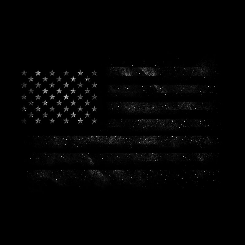 American Flag by Tobe Fonseca's Artist Shop
