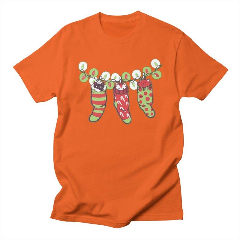 Jingle Meow Men's T-shirt by Tobe Fonseca's Artist Shop