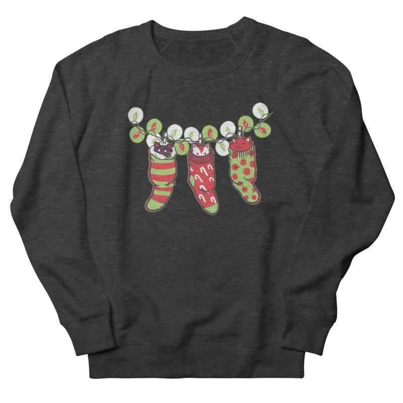 Jingle Meow Men's Sweatshirt by Tobe Fonseca's Artist Shop