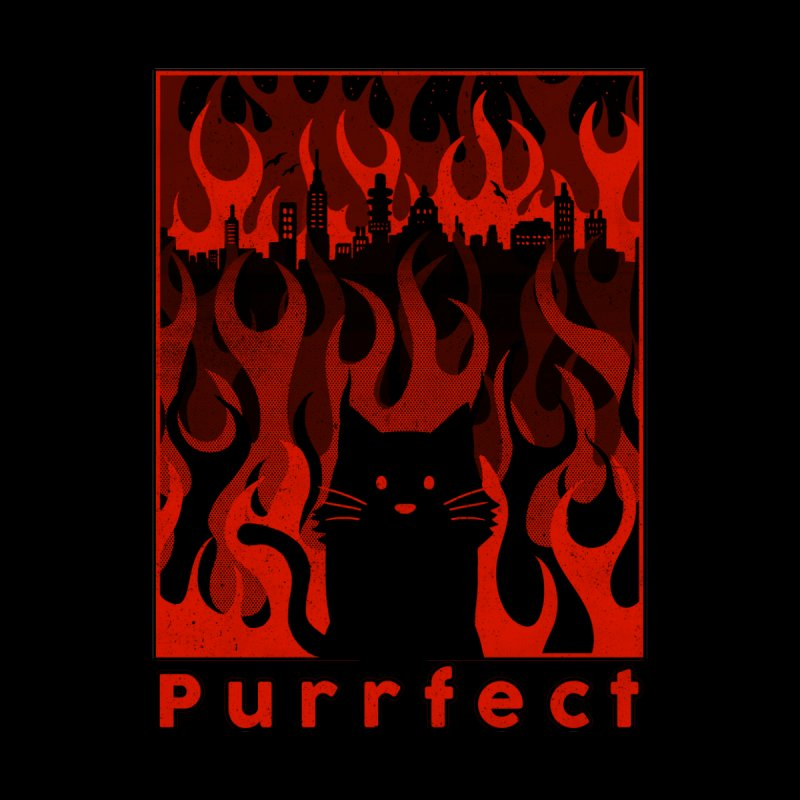 Purrfect by Tobe Fonseca's Artist Shop