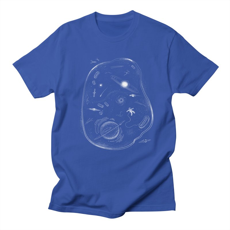 We Are Made Of Starts Men's T-shirt by Tobe Fonseca's Artist Shop