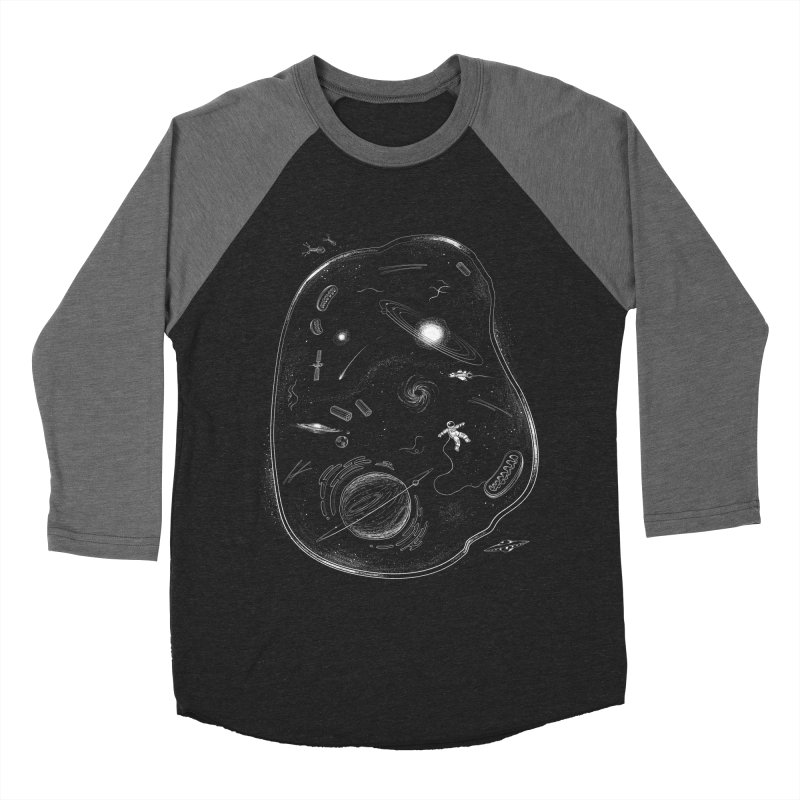 We Are Made Of Starts Men's Baseball Triblend T-Shirt by Tobe Fonseca's Artist Shop