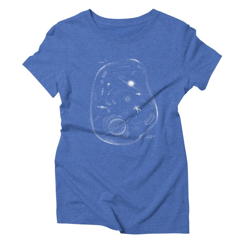 We Are Made Of Starts Women's Triblend T-shirt by Tobe Fonseca's Artist Shop