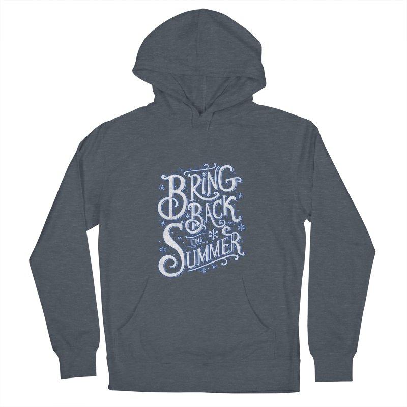 Bring Back the Summer Men's Pullover Hoody by Tobe Fonseca's Artist Shop