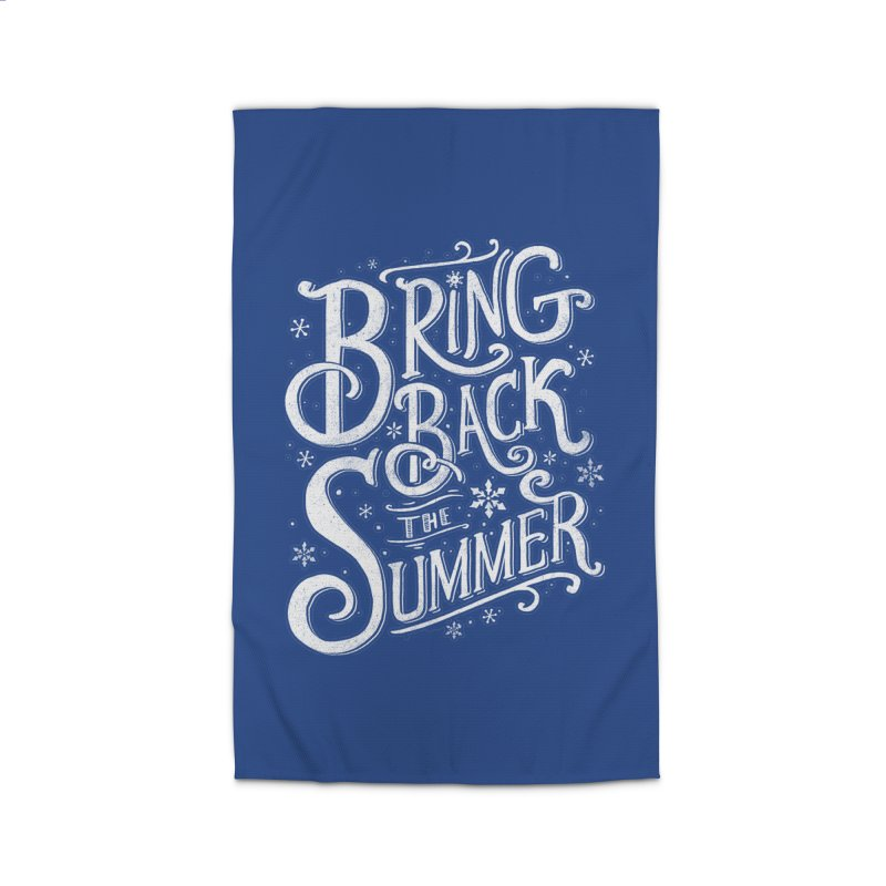 Bring Back the Summer Home Rug by Tobe Fonseca's Artist Shop