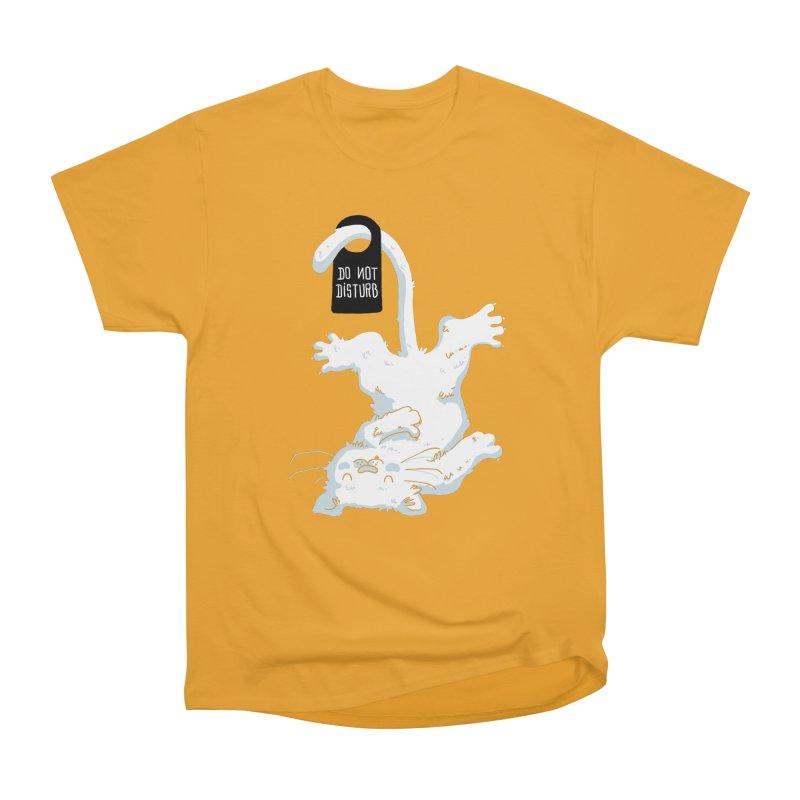 Do Not Disturb Men's Classic T-Shirt by Tobe Fonseca's Artist Shop