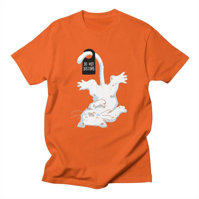 Do Not Disturb Women's Unisex T-Shirt by Tobe Fonseca's Artist Shop