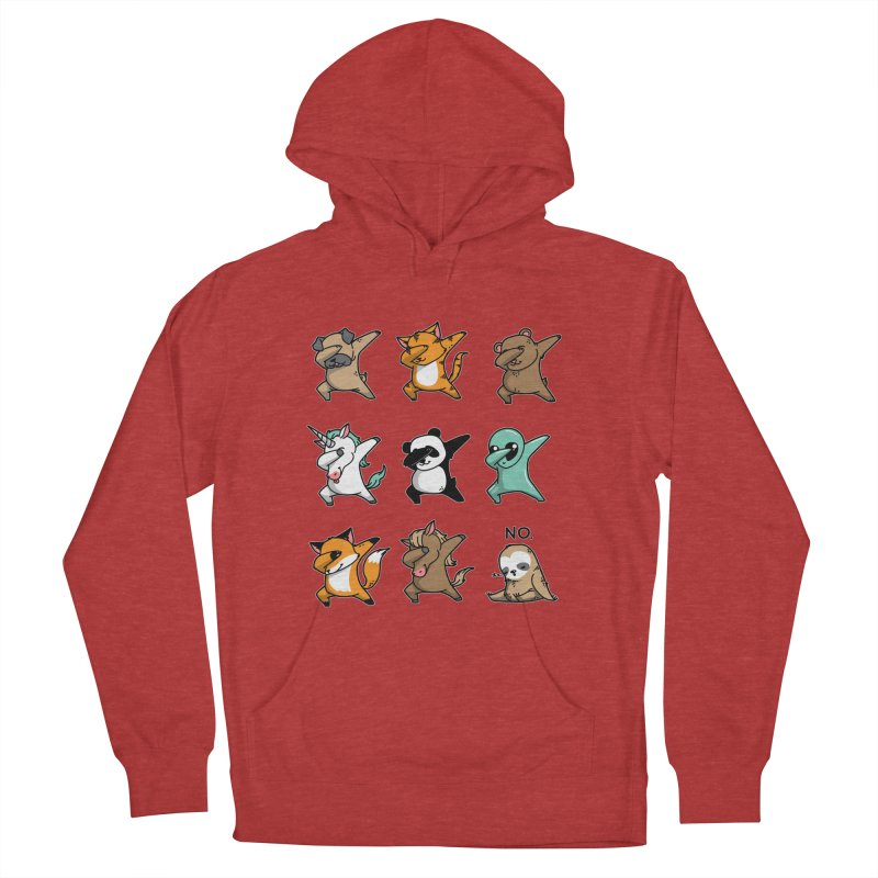 Dabbing Party Men's Pullover Hoody by Tobe Fonseca's Artist Shop