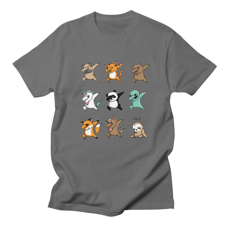 Dabbing Party Men's T-Shirt by Tobe Fonseca's Artist Shop