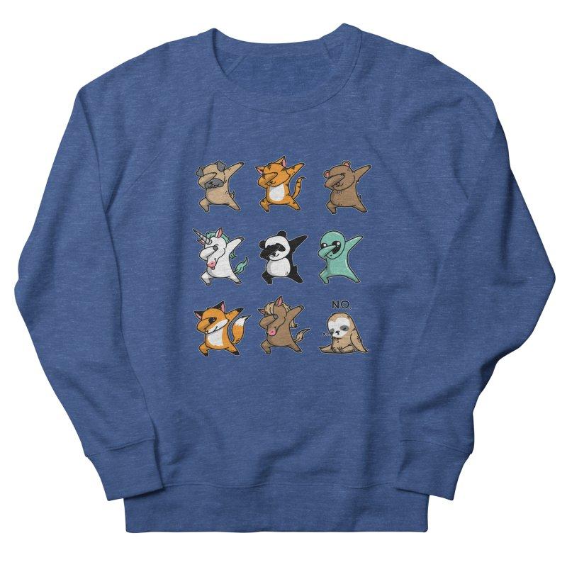 Dabbing Party Women's Sweatshirt by Tobe Fonseca's Artist Shop