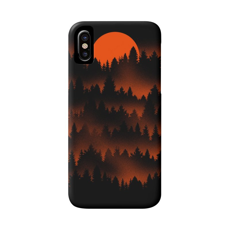 Incendio Accessories Phone Case by Tobe Fonseca's Artist Shop