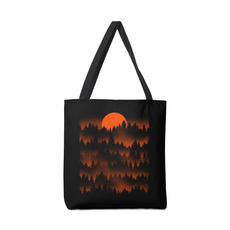 Incendio Accessories Bag by Tobe Fonseca's Artist Shop