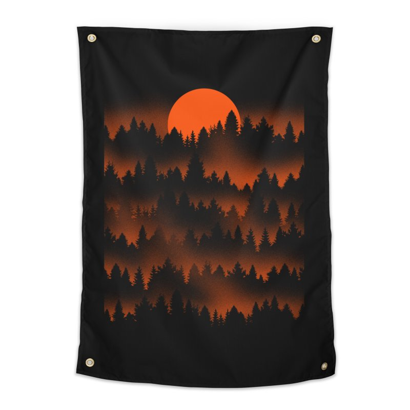 Incendio Home Tapestry by Tobe Fonseca's Artist Shop