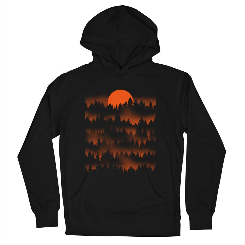 Incendio Men's Pullover Hoody by Tobe Fonseca's Artist Shop