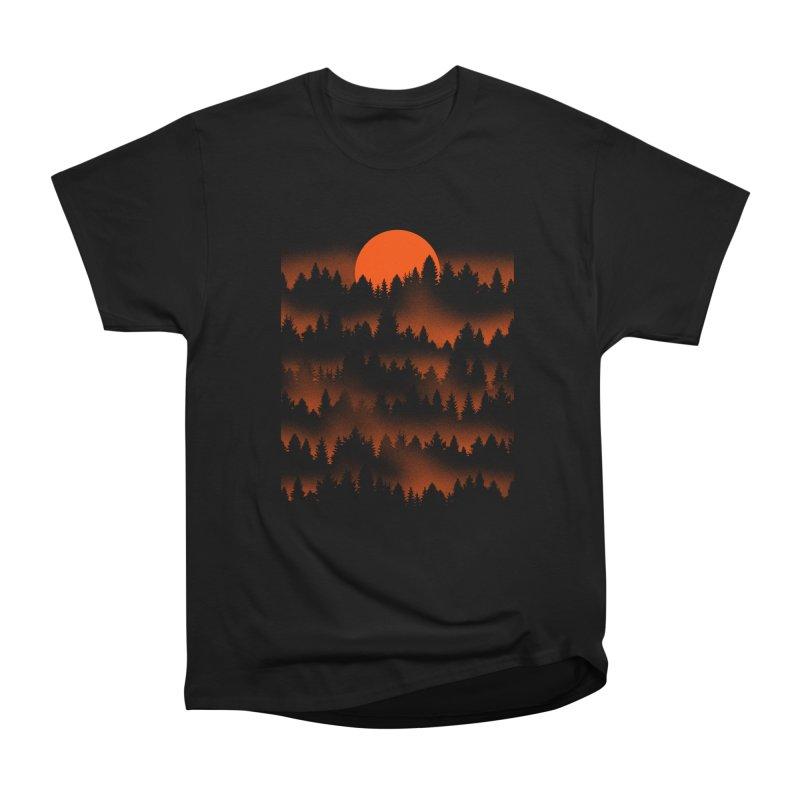 Incendio Men's Classic T-Shirt by Tobe Fonseca's Artist Shop