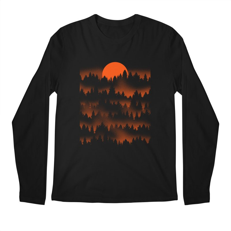 Incendio Men's Longsleeve T-Shirt by Tobe Fonseca's Artist Shop