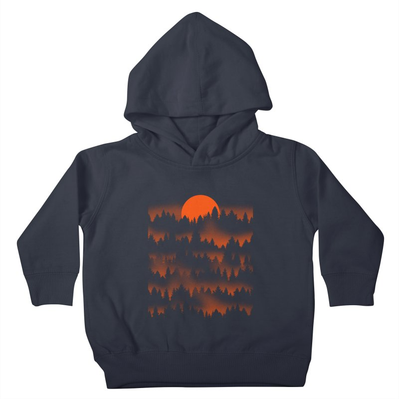 Incendio Kids Toddler Pullover Hoody by Tobe Fonseca's Artist Shop