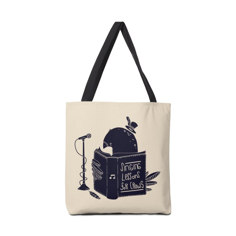 Singing Lessons Accessories Bag by Tobe Fonseca's Artist Shop