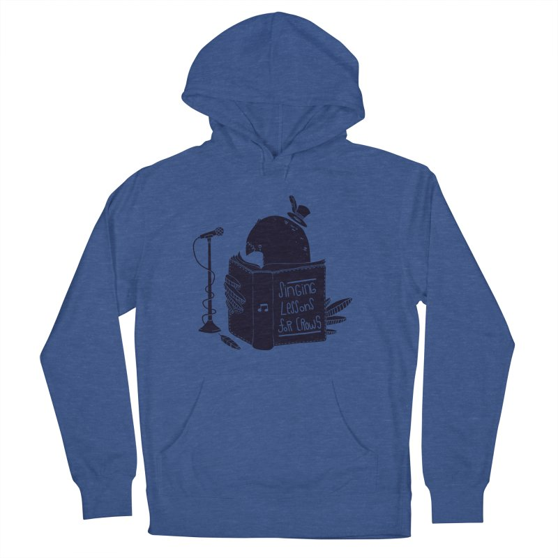 Singing Lessons Women's Pullover Hoody by Tobe Fonseca's Artist Shop