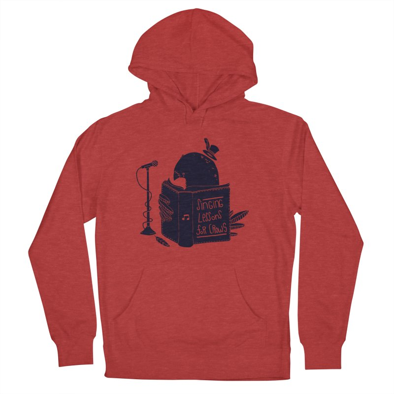 Singing Lessons Men's Pullover Hoody by Tobe Fonseca's Artist Shop