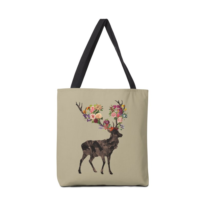 Spring Itself Accessories Bag by Tobe Fonseca's Artist Shop