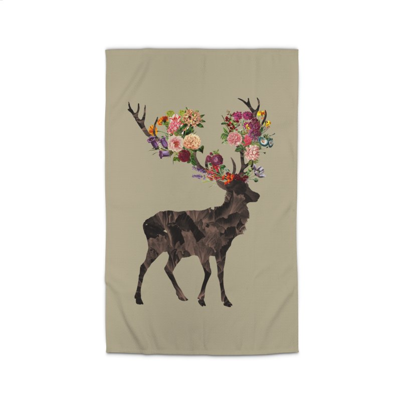Spring Itself Home Rug by Tobe Fonseca's Artist Shop