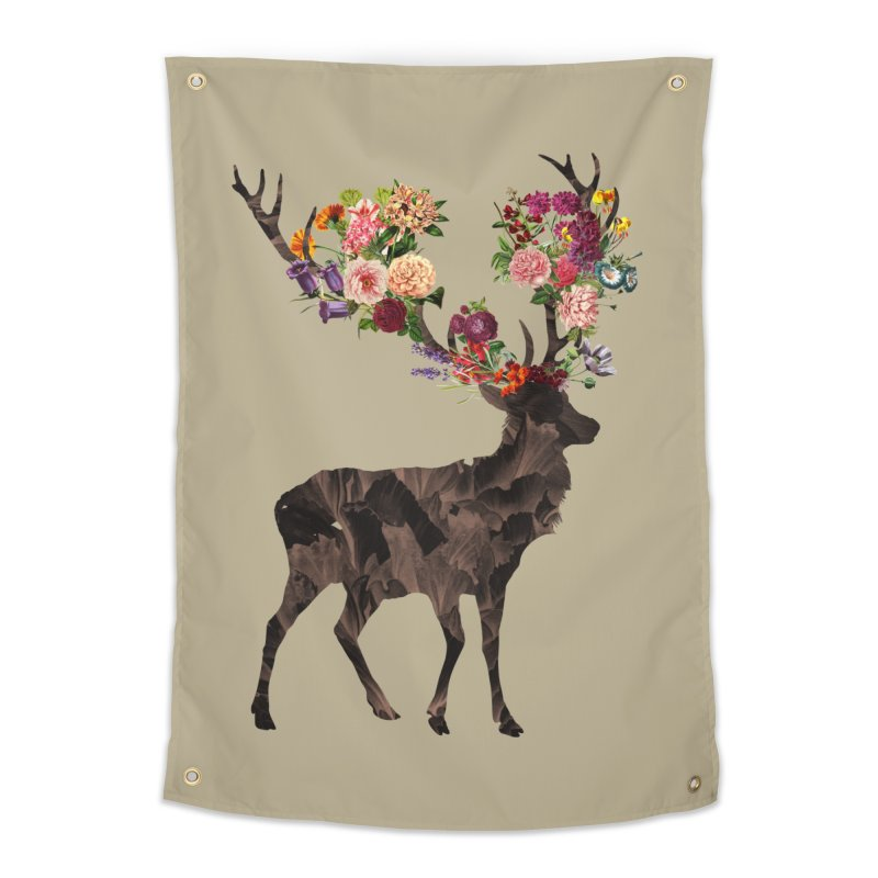 Spring Itself Home Tapestry by Tobe Fonseca's Artist Shop