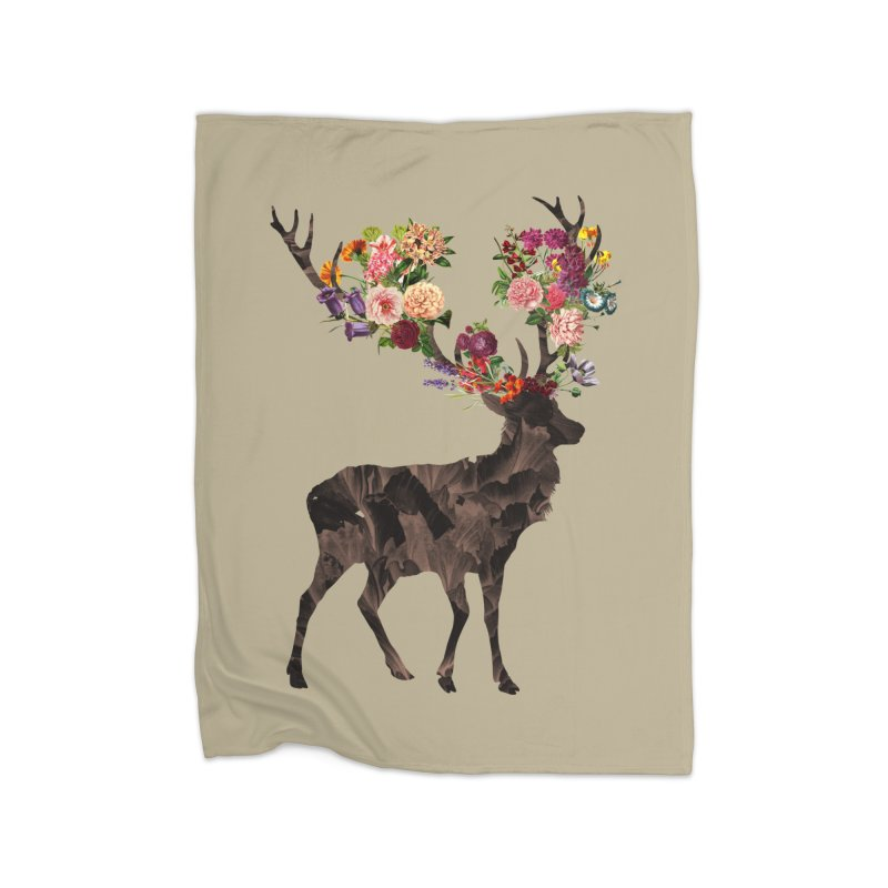 Spring Itself Home Blanket by Tobe Fonseca's Artist Shop