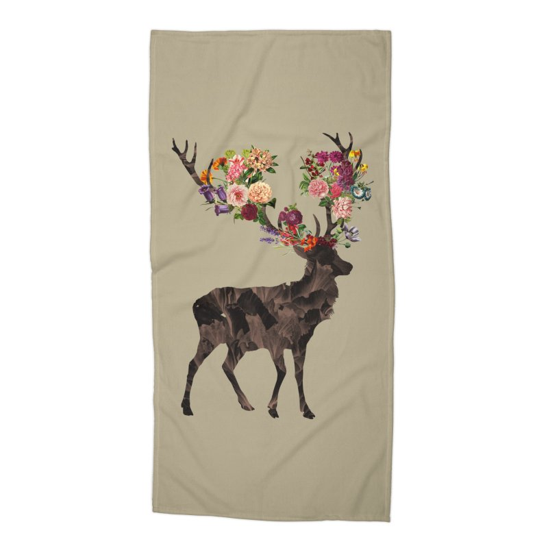 Spring Itself Accessories Beach Towel by Tobe Fonseca's Artist Shop
