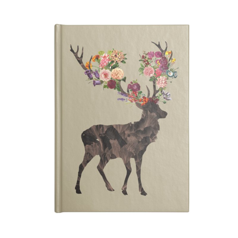 Spring Itself Accessories Notebook by Tobe Fonseca's Artist Shop