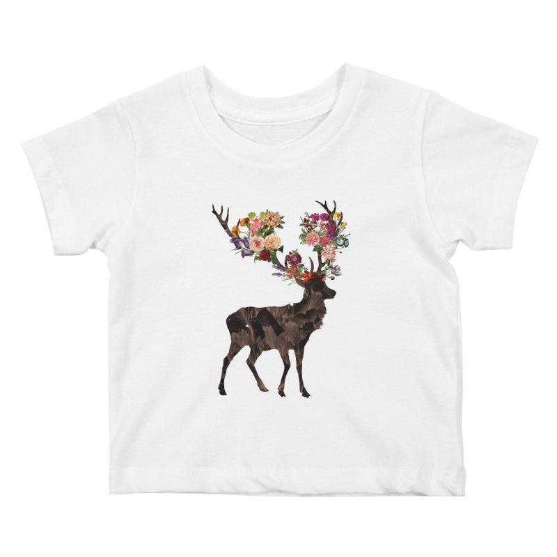Spring Itself Kids Baby T-Shirt by Tobe Fonseca's Artist Shop