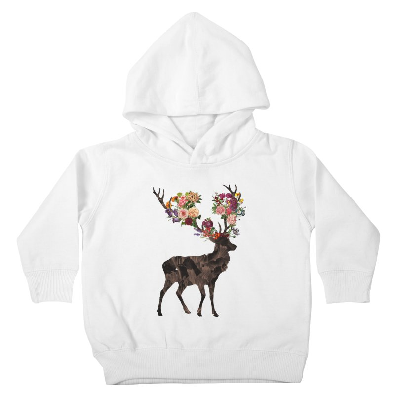 Spring Itself Kids Toddler Pullover Hoody by Tobe Fonseca's Artist Shop