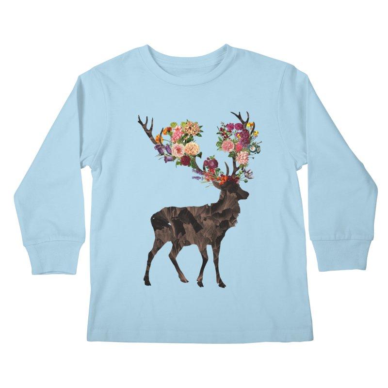 Spring Itself Kids Longsleeve T-Shirt by Tobe Fonseca's Artist Shop