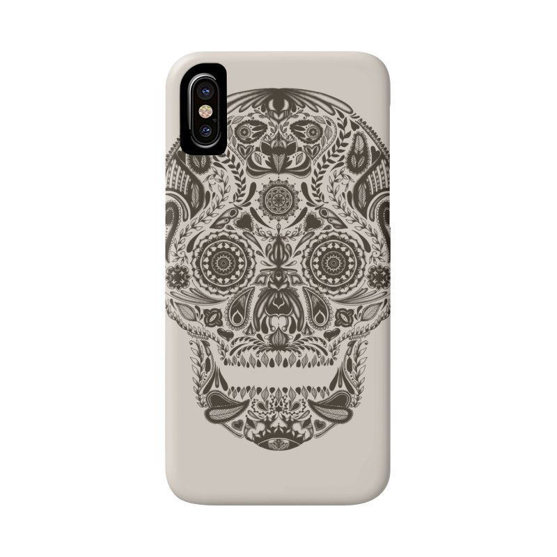 DIA DE LOS MUERTOS Accessories Phone Case by Tobe Fonseca's Artist Shop