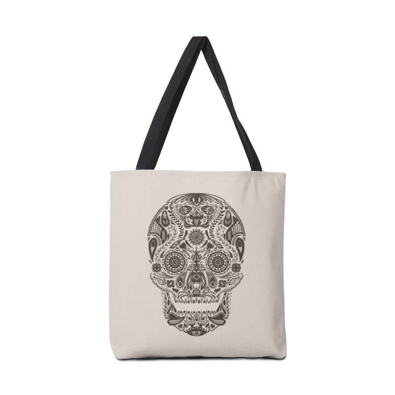 DIA DE LOS MUERTOS Accessories Bag by Tobe Fonseca's Artist Shop