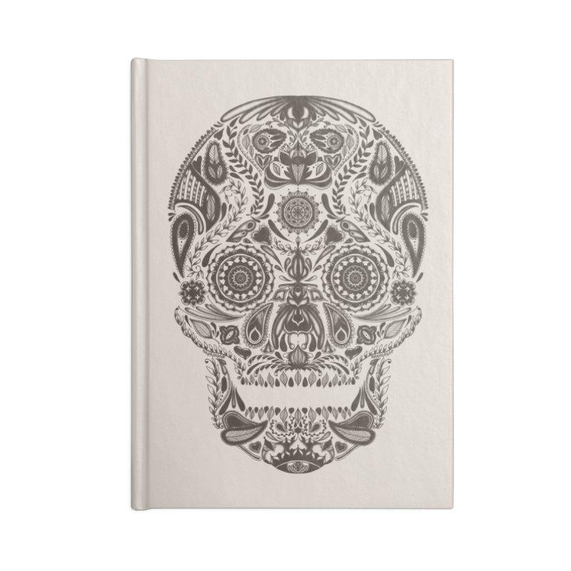 DIA DE LOS MUERTOS Accessories Notebook by Tobe Fonseca's Artist Shop