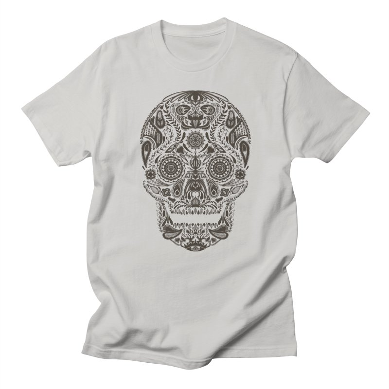 DIA DE LOS MUERTOS Women's Unisex T-Shirt by Tobe Fonseca's Artist Shop