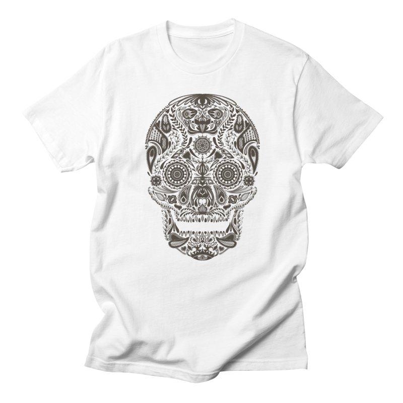 DIA DE LOS MUERTOS Men's T-Shirt by Tobe Fonseca's Artist Shop