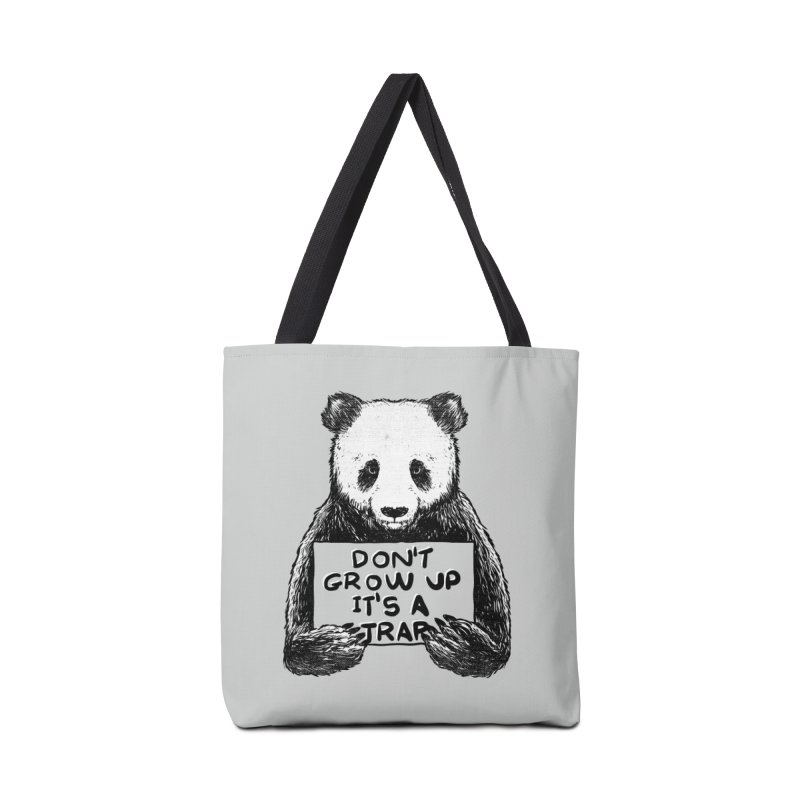 Don't grow up its a trap Accessories Bag by Tobe Fonseca's Artist Shop
