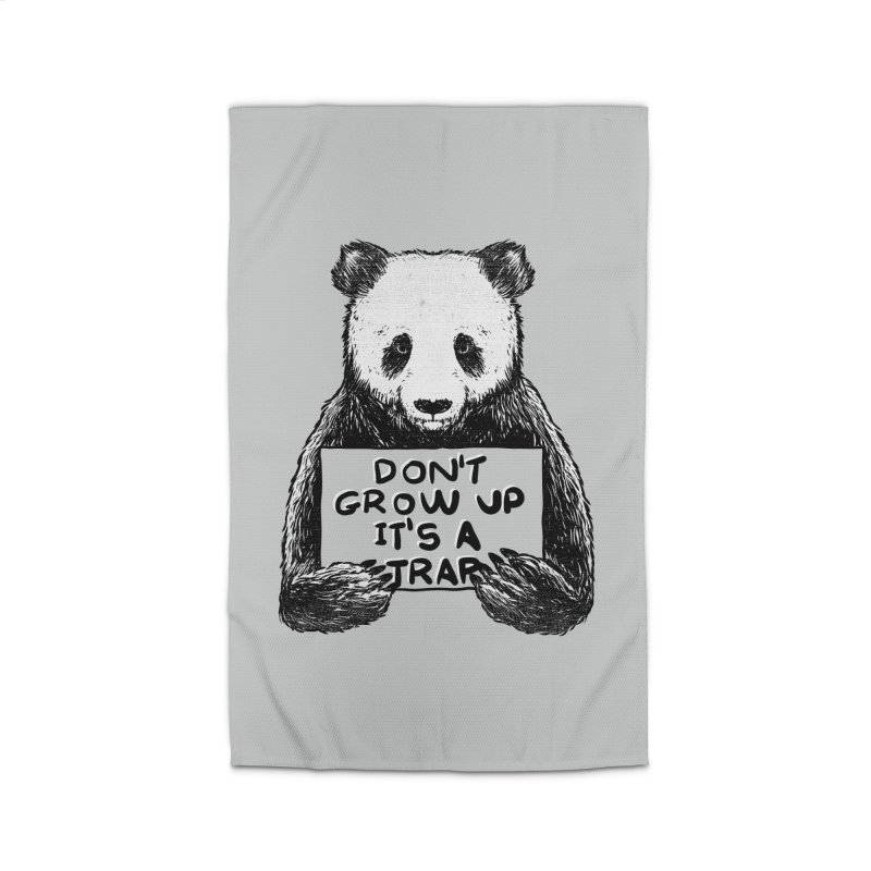 Don't grow up its a trap Home Rug by Tobe Fonseca's Artist Shop