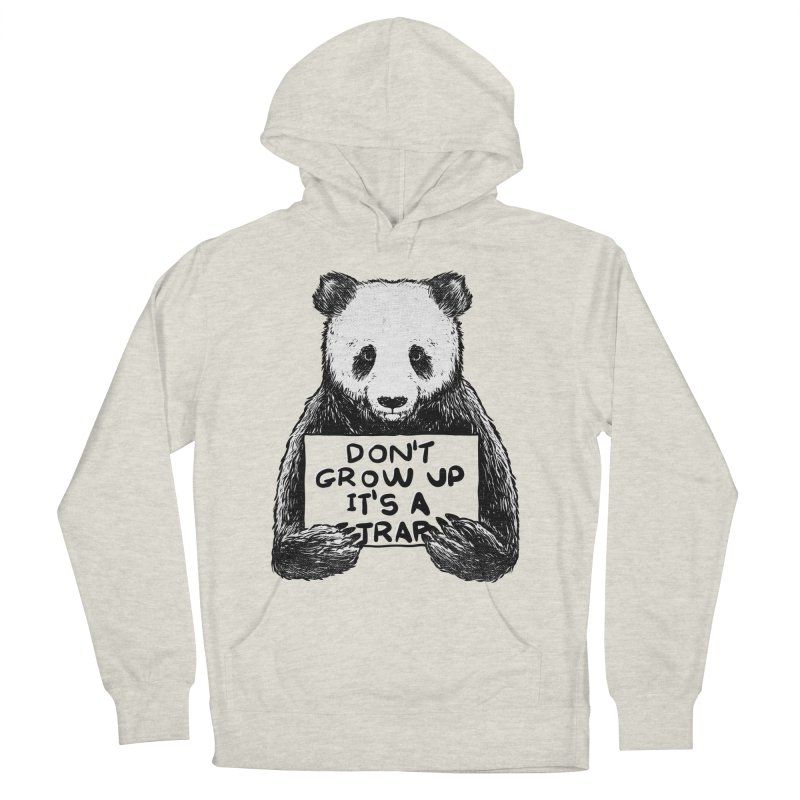 Don't grow up its a trap Men's Pullover Hoody by Tobe Fonseca's Artist Shop